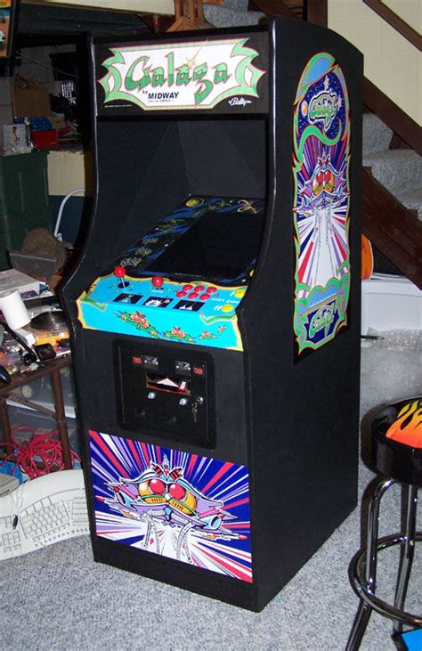 arcade cabinet examples page