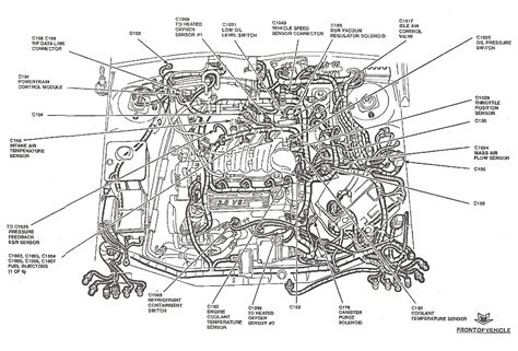 Wiring Diagram 2000 Ford Focu Zetec by 2000 Focus Wiring Diagram For Blower Wiring Diagram Database