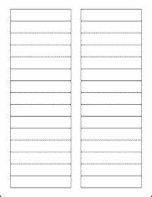 download label templates ol200 34375quot x 0669quot labels With file folder label template word