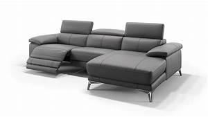 Sofa Mit Relaxfunktion : leder wohnlandschaft in u form l form sofanella ~ Buech-reservation.com Haus und Dekorationen