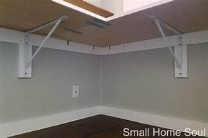 diy l shaped desk home office makeover just diy