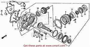 Cl77 Honda Engine