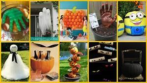 Deco Halloween Diy : 12 creative diy halloween decorations cute and creepy ~ Preciouscoupons.com Idées de Décoration