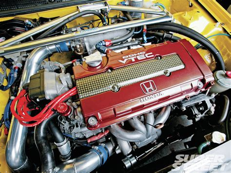 Civic Type R Engine by 1999 Honda Civic Type R Ek9 Magazine