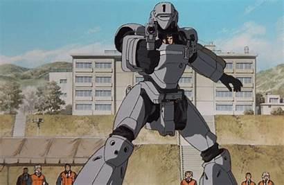 Police Robot Labor Mobile Patlabor Mech Gundam