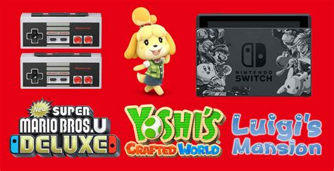 every big announcement from today s nintendo direct