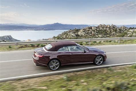 2018 Mercedes-benz E-class Convertible Looks Like An