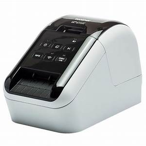 brother ql 810w label printer with usb wi fi airprint With airprint label printer