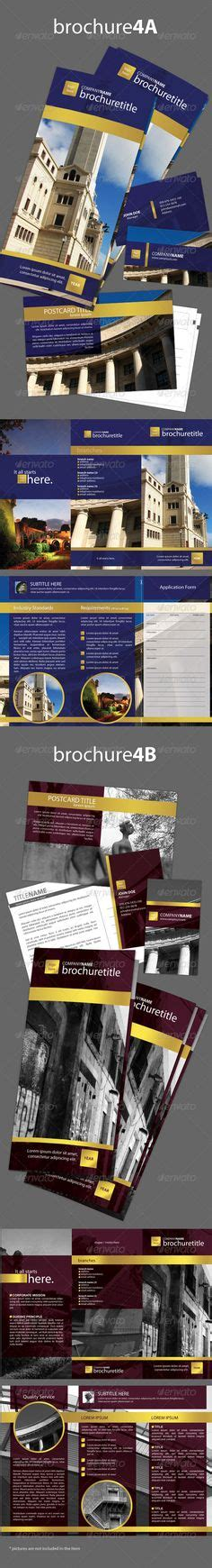 Graphicriver Brochure Tri Fold A4 Series 1 Print Templates On Flyer Template Flyers And