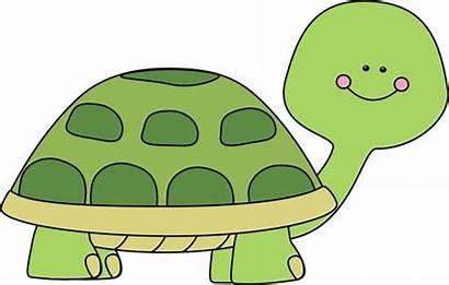 Turtle Clipart Clip Turtles Tortoise Cartoon Cliparts