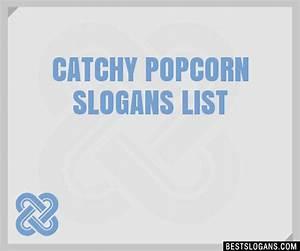 30+ Catchy Popc... Good Popcorn Quotes