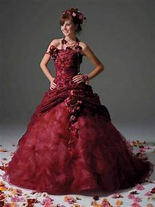 Top 10 red wedding dresses for Wedding dress red