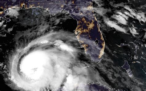 Hurricane Michael Reaches Category 2, Threatens Southern