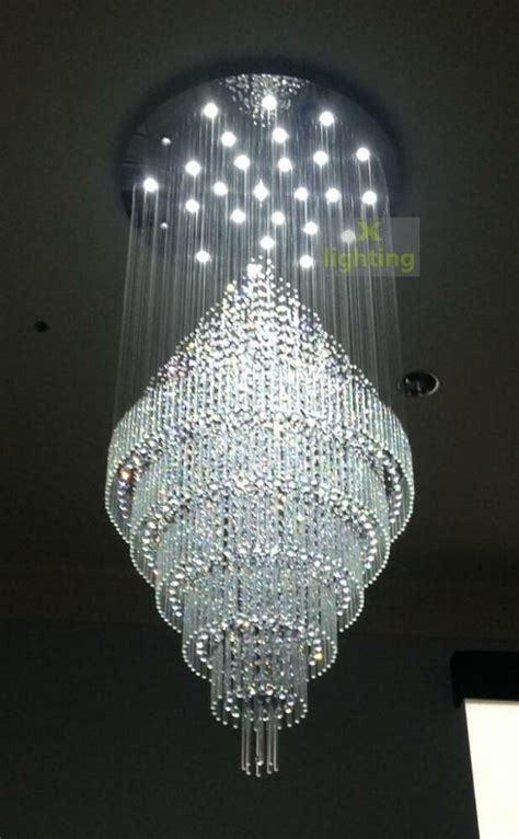 Led Light For Chandelier by W48 Quot Xh9 Modern Large Pendant Light Ceiling L