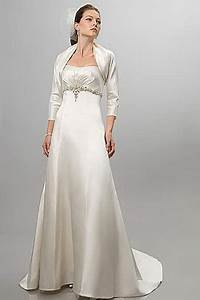 bridal gowns for older brides With simple wedding dresses for older brides