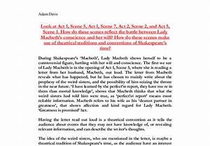 Lady Macbeth Ambition Essay Popular Curriculum Vitae Editor Sites  Lady Macbeth Ambition Essay Help Me Write Law Curriculum Vitae Write My Nursing Philosophy also American Dream Essay Thesis  High School Essay Help