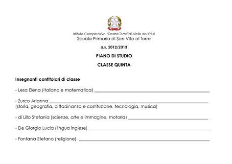 Arte E Immagine Scuola Media Test Ingresso Calam 233 O Classe Quinta