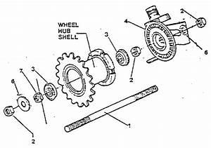 Vitamaster Model R8117 Cycle Genuine Parts