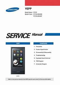 Samsung Yp P3 : samsung yp p3 yp p3jcb xee yp p3jcb xef service manual download schematics eeprom repair info ~ Watch28wear.com Haus und Dekorationen