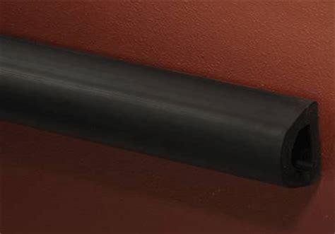 Dfender Rubber Chair Rail Wall Guard  Eagle Mat
