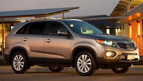 Used Kia Sorento 2011 by Used Kia Sorento Review 2009 2013 Carsguide