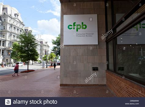 customer bureau consumer financial protection bureau headquarters building