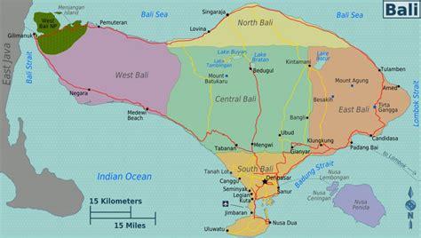 conseils cuisine les régions de bali nord sud est ouest voyage en