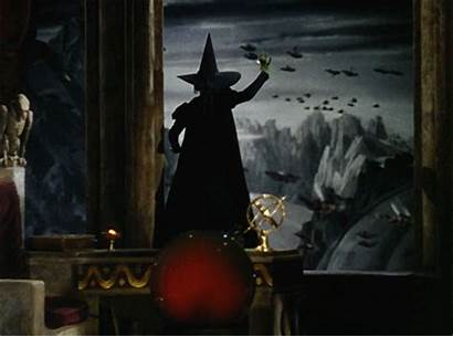 Witch Animated Wicked Witches Halloween Gifs West