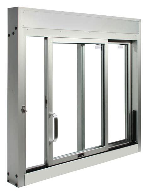 Clear Anodized Aluminum Window Frame