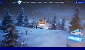 Fortnite Search Holiday Stockings In The Winterfest Cabin  Winterfest Challenge Guide