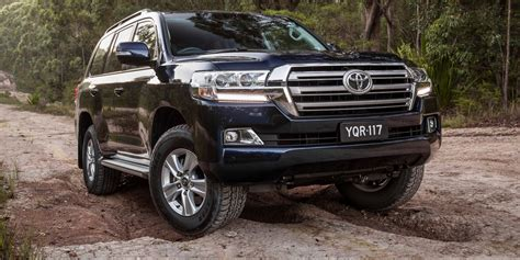 toyota land cruiser news 2017 land cruiser altitude rolls in