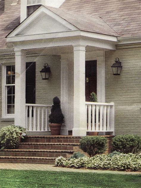 1000+ Ideas About Small Front Porches On Pinterest  Front Porches With Regard To Small Front
