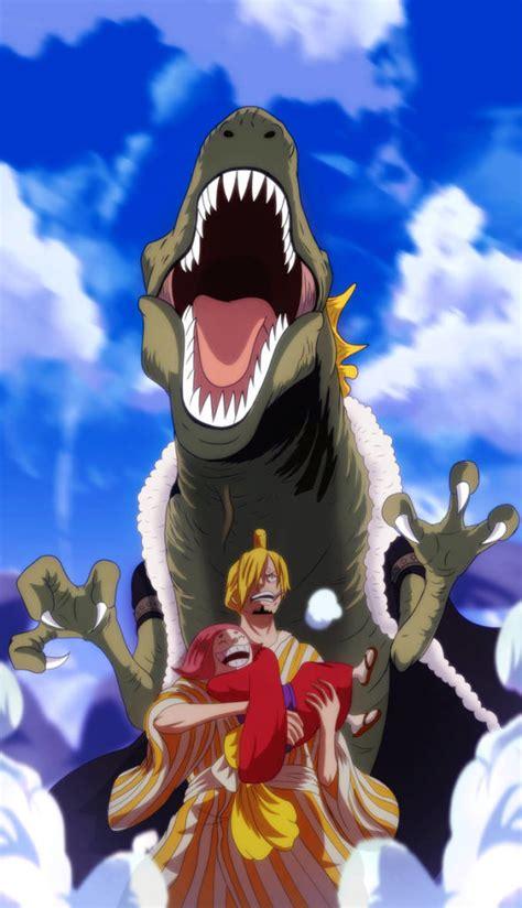 sanji vs queen piece zoro king drake foreshadowed fruit chapter devil pre