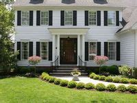 14 Best Images About Landscaping Simple; Colonial Style