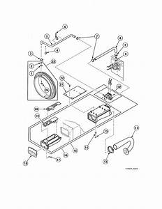 Alliance Afn50fsp111tw01 Washer Parts