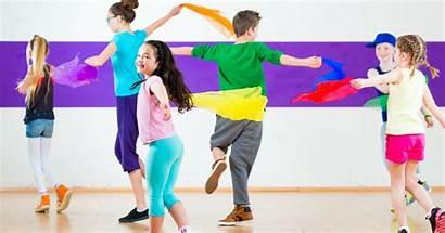 Movement Creative Dancing
