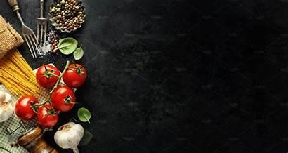 Italian Ingredients Spices Restaurant Menu Backgrounds Ingredi