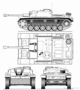 Sd Kfz 1421 Sturmgeschutz Iii Ausfc  Plans