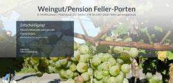 Dr Bauer Saarburg : weingut pension feller porten g stezimmer weingut leiwen ~ Buech-reservation.com Haus und Dekorationen