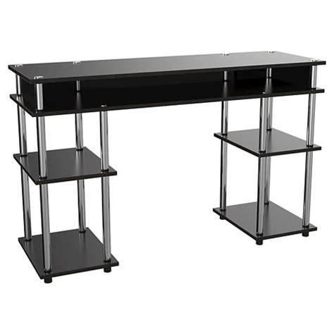 target student desk designs2go no tools student desk black convenience