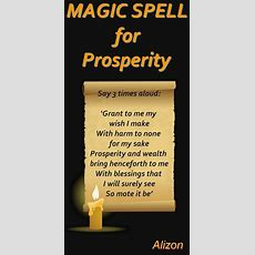 Pin By Shannon Hertzke On Magic  White Magic Spells, Luck Spells, Good Luck Spells