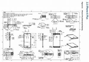 Apple Posts Detailed Phone 6 Design Schematics For Case Makers  Pics