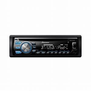 Usb Radio Auto : pioneer deh 4700bt bluetooth car stereo with usb aux input ~ Kayakingforconservation.com Haus und Dekorationen