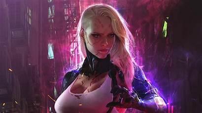 Cyberpunk 2077 4k Wallpapers Sci Fi Ciri