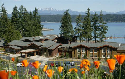 dinning room images hotel exterior alderbrook resort spa