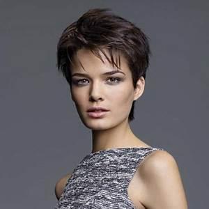 Coiffure Courte Cheveux Fins Coiffure Femme 50 Ans Cheveux Fins