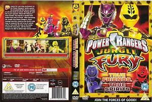 Freecoversnet Power Rangers Jungle Fury Volume 5