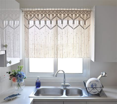 modern kitchen curtains ideas selection of kitchen curtains for modern home decoration channel