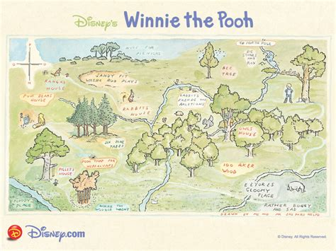 Quotes About Hundred Acre Wood (23 Quotes