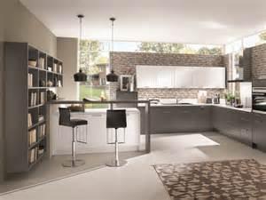 küche mit theke design küchen wohnland breitwieser
